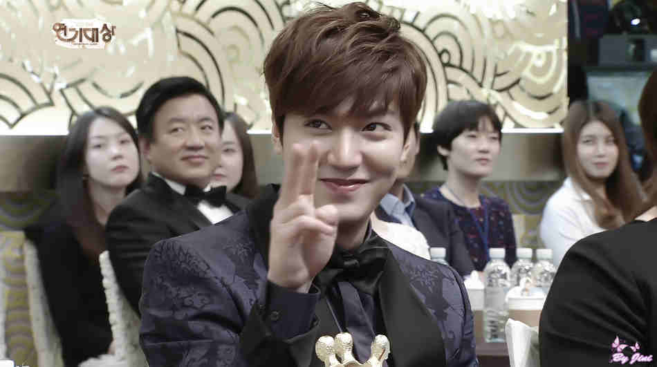 Is Lee Min Ho nog steeds dating Park min jonge 2013